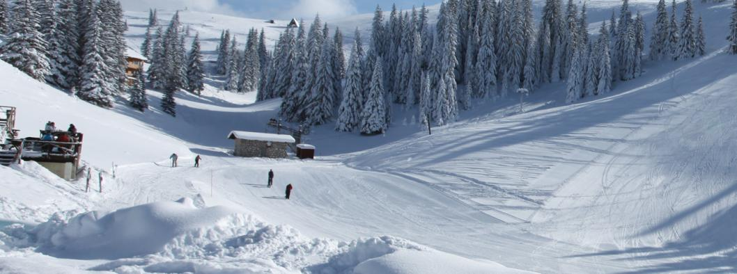 Jahorina – the Olympic Beauty
